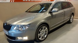 SKODA Superb Combi 2.0TDI Exclusive 170 DSG