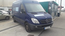 MERCEDES-BENZ Sprinter Furgón 313CDI Medio