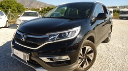 HONDA CR-V 1.6i-DTEC Elegance 4x4 9AT 160