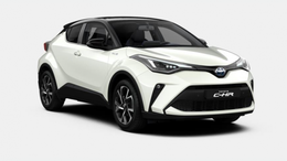 TOYOTA C-HR 180H Advance Luxury