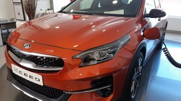 KIA XCeed 1.6 PHEV eMotion Aut.