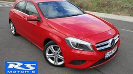 MERCEDES-BENZ Clase A 200CDI BE Style 7G-DCT
