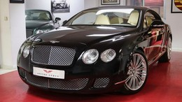 BENTLEY Continental GTC Speed Aut.