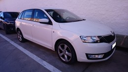 SKODA Spaceback 1.6TDI CR Ambition 85kW
