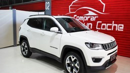 JEEP Compass 1.4 Multiair Limited 4x4 AD Aut. 125kW