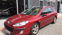 PEUGEOT 407 SW 2.0HDI ST Sport Pack