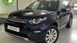 LAND-ROVER Discovery Sport 2.0TD4 HSE 4x4 150