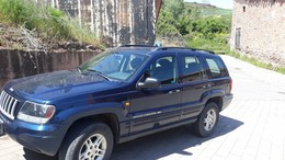 JEEP Grand Cherokee 2.7CRD Vermont