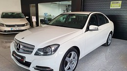 MERCEDES-BENZ Clase C 220CDI BE Sport (4.75)