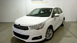 CITROEN C4 1.6HDi White Attraction