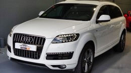 AUDI Q7 3.0TDI CD Ambition 245 Tiptronic