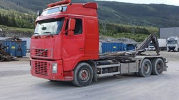 Volvo FH16 610 Gancho Palift 20T (Scania-Renault)