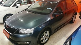SKODA Rapid 1.4TDI CR Ambition DSG 66kW