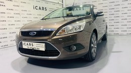 FORD Focus C.C. 2.0TDCi by David Delfin