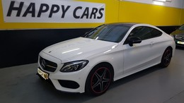 MERCEDES-BENZ Clase C Coupé 220d 4Matic 9G-Tronic