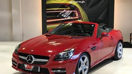 MERCEDES-BENZ Clase SLK 350 7G Plus