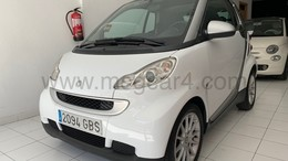 SMART Fortwo Coupé 33CDI Passion Aut.