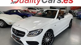 MERCEDES-BENZ Clase C Cabrio 43 AMG 4Matic 9G-Tronic