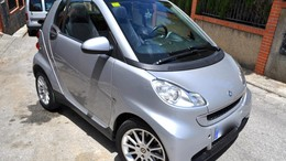 SMART Fortwo CABRIO AUT TURBO-KLIMA A/C-LLANTAS-BLUETOOTH-CD-FU