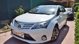 TOYOTA Avensis CS 120D Advance