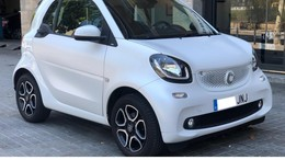 SMART Fortwo Coupé 52 Prime Aut.