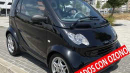 SMART Fortwo Coupé 40CDI Passion Aut.