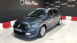RENAULT Mégane S.T. 1.5dCi GT Style 110