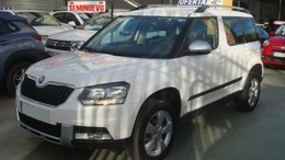 SKODA Yeti Outdoor 2.0TDI Edition 4x2 81kW