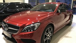 MERCEDES-BENZ Clase CLS Shooting Brake 350d 4M Aut.