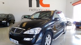 SSANGYONG Kyron 200Xdi Limited Aut.