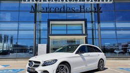 MERCEDES-BENZ Clase C Estate 220d 9G-Tronic