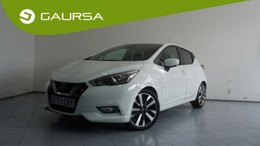 NISSAN Micra 1.0 DIG-T N-CONNECTA 86KW 117 5P