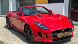 JAGUAR F-Type Convertible 5.0 V8 S Aut.