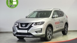 NISSAN X-Trail 1.7 DCI N-CONNECTA 4WD 110KW 150 5P