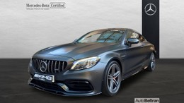 MERCEDES-BENZ Clase C Coupé 63 S AMG Speedshift MCT 9G