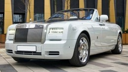 ROLLS-ROYCE Phantom Drophead Coupé 6.7 V12