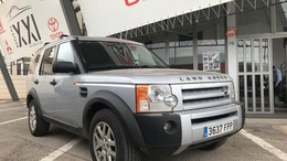 LAND-ROVER Discovery 2.7TDV6 HSE CommandShift