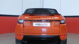 LAND-ROVER Range Rover Evoque Convertible 2.0TD4 HSE Dynamic 4WD 150 Aut.