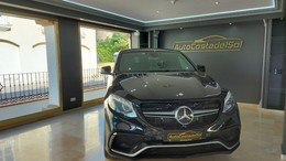 MERCEDES-BENZ Clase GLE 63 AMG S 4Matic Aut.