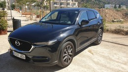 MAZDA CX-5 2.0 Zenith Black Leather 2WD 121kW