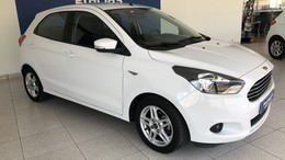 FORD Ka Ka+ 1.19 Ti-VCT Ultimate