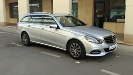 MERCEDES-BENZ Clase E Estate 220CDI 7G Plus