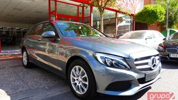 MERCEDES-BENZ Clase C Estate Familiar  Manual de 5 Puertas