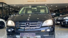 MERCEDES-BENZ Clase M ML 500 Aut.
