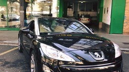 PEUGEOT RCZ 1.6 THP Black Yearling