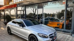 MERCEDES-BENZ Clase C Coupé 43 AMG 4Matic Aut.
