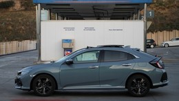 HONDA Civic 1.0 VTEC Turbo Executive Premium CVT
