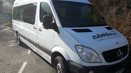MERCEDES-BENZ Sprinter Mixto 324 Largo T.E. Aut.