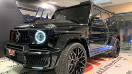 MERCEDES-BENZ Clase G 63 AMG 4Matic 9G-Tronic