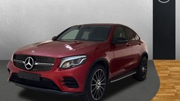 MERCEDES-BENZ Clase GLC 220 d 4M COUPE